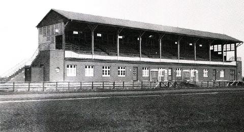 Großer Universitätssportplatz 1929